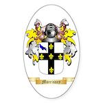 Morrissey Sticker (Oval 50 pk)
