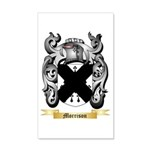 Morrison 20x12 Wall Decal