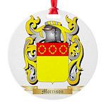 Morrison 2 Round Ornament
