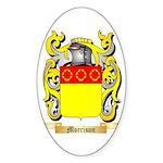 Morrison 2 Sticker (Oval 50 pk)