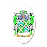 Morris 3 20x12 Oval Wall Decal