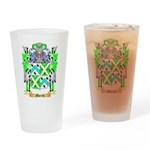 Morris 3 Drinking Glass