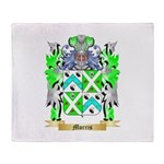 Morris 3 Throw Blanket