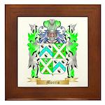 Morris 3 Framed Tile