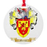 Morris (England) Round Ornament