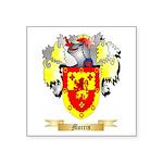 Morris (England) Square Sticker 3
