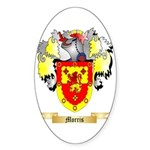 Morris (England) Sticker (Oval)