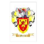 Morris (England) Postcards (Package of 8)