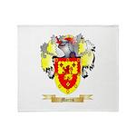 Morris (England) Throw Blanket