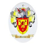 Morris (England) Oval Ornament