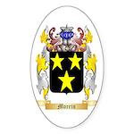 Morrin Sticker (Oval 50 pk)