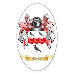 Morrill Sticker (Oval 50 pk)