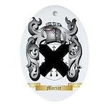 Morrice Oval Ornament