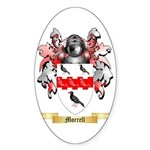 Morrell Sticker (Oval)