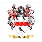 Morrall Square Car Magnet 3