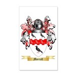 Morrall 35x21 Wall Decal