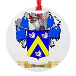 Moroney Round Ornament