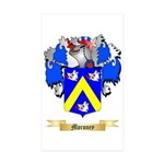 Moroney Sticker (Rectangle 50 pk)