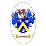 Moroney Sticker (Oval 10 pk)