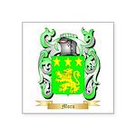 Moro Square Sticker 3