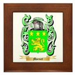 Mornet Framed Tile