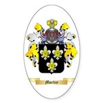 Morley Sticker (Oval 10 pk)