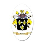 Morley 20x12 Oval Wall Decal