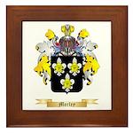 Morley Framed Tile