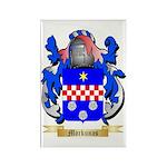 Morkunas Rectangle Magnet (100 pack)