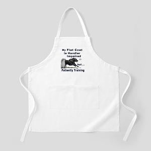 Flat Coat Agility BBQ Apron