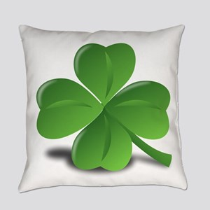 Shamrock Everyday Pillow