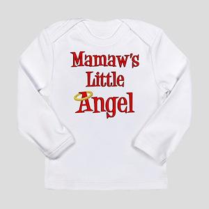 Mamaw's Little Angel Long Sleeve T-Shirt
