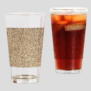 GRANITE BROWN 3 Drinking Glass