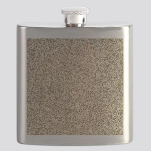 GRANITE BROWN 3 Flask