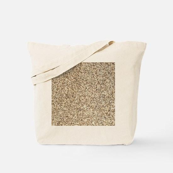 GRANITE BROWN 3 Tote Bag