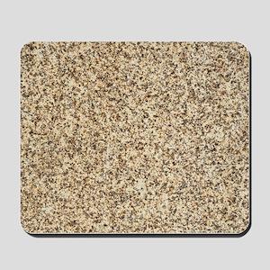 GRANITE BROWN 3 Mousepad