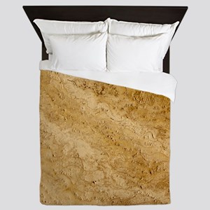 GRANITE BROWN 2 Queen Duvet