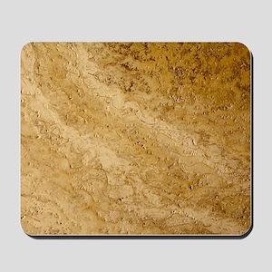 GRANITE BROWN 2 Mousepad