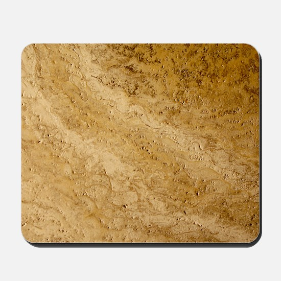 GRANITE BROWN 2 Mousepad