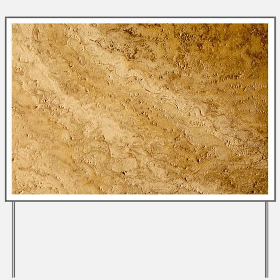 GRANITE BROWN 2 Yard Sign