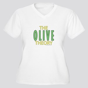 The Olive Theory Plus Size T-Shirt