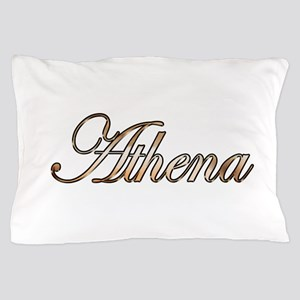 Gold Athena Pillow Case