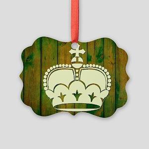 CROWN Ornament