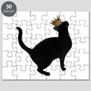 Cat Crown Puzzle