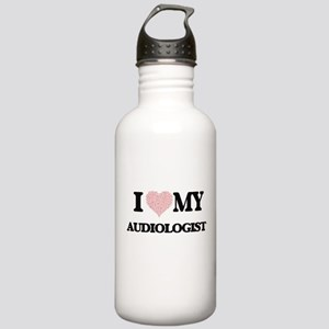 I love my Audiologist Stainless Water Bottle 1.0L
