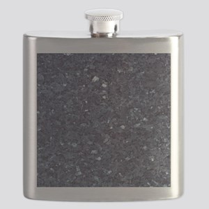 GRANITE BLUE-BLACK 1 Flask