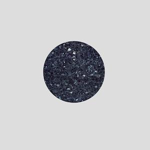 GRANITE BLUE-BLACK 1 Mini Button