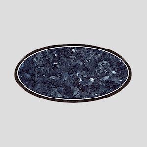 GRANITE BLUE-BLACK 1 Patch
