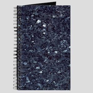 GRANITE BLUE-BLACK 1 Journal