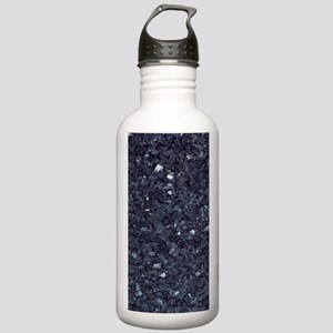 GRANITE BLUE-BLACK 1 Stainless Water Bottle 1.0L